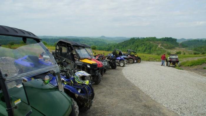 2. Coal Canyon Trail, Buchanan County