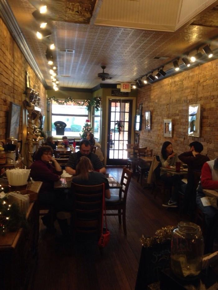 10. Cobbler's Cafe