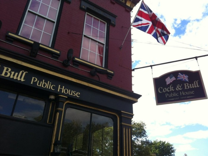 6. Cock and Bull Public House