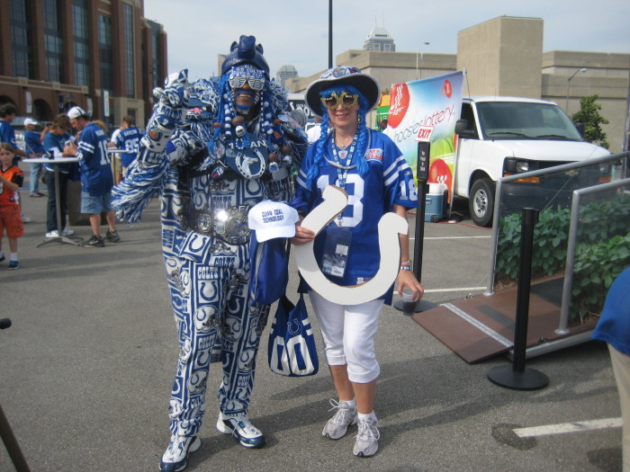 3. Are you a Colts fan?