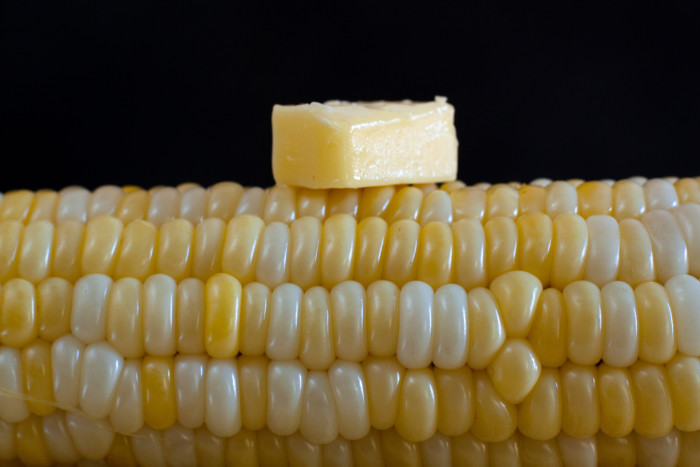 3. Buttered Corn on the Cob