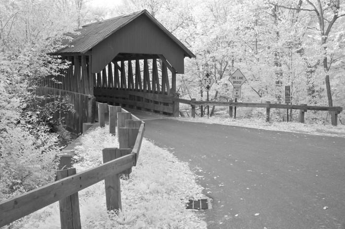6. Covered Bridges
