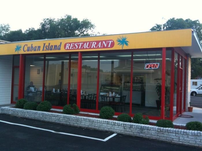 Cuban Island Restaurant Roanoke Va