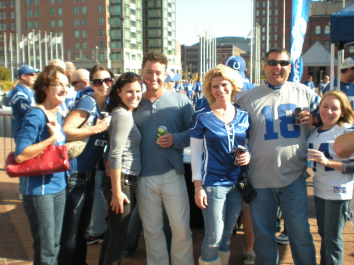 6. Colts Tailgating