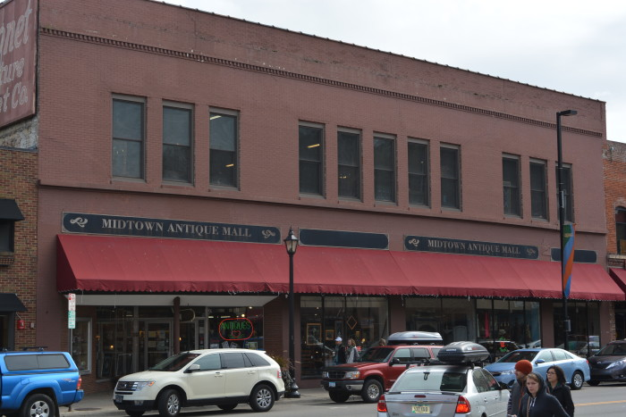 6. Midtown Antique Mall