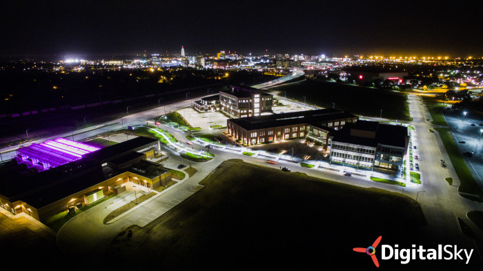 27. This is the Nebraska Innovation Campus, which is located on the old state fairgrounds.