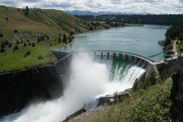 3. The Kerr Dam