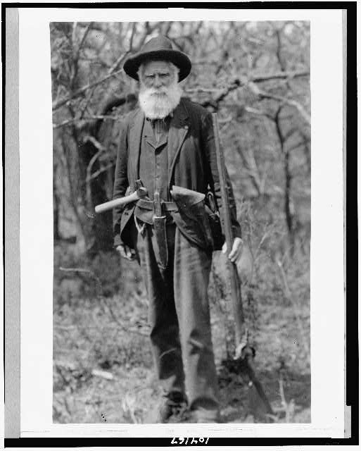 5. Daniel Freeman, the first person in the country to file a homestead claim under the Homestead Act of 1862, staked his claim right here.