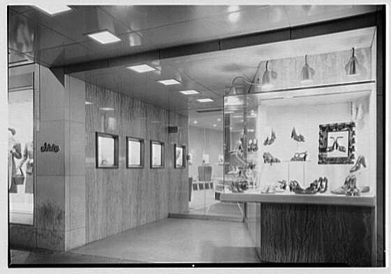 Bernard Shultz Department Store Evansville