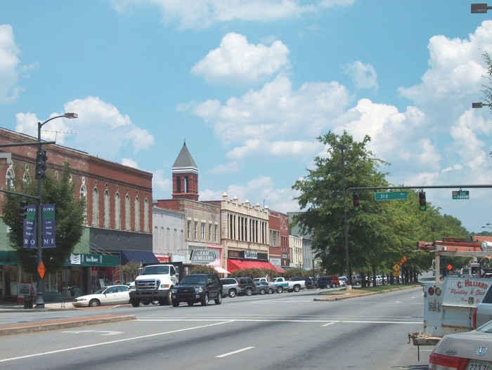 Restaurants In Downtown Marietta