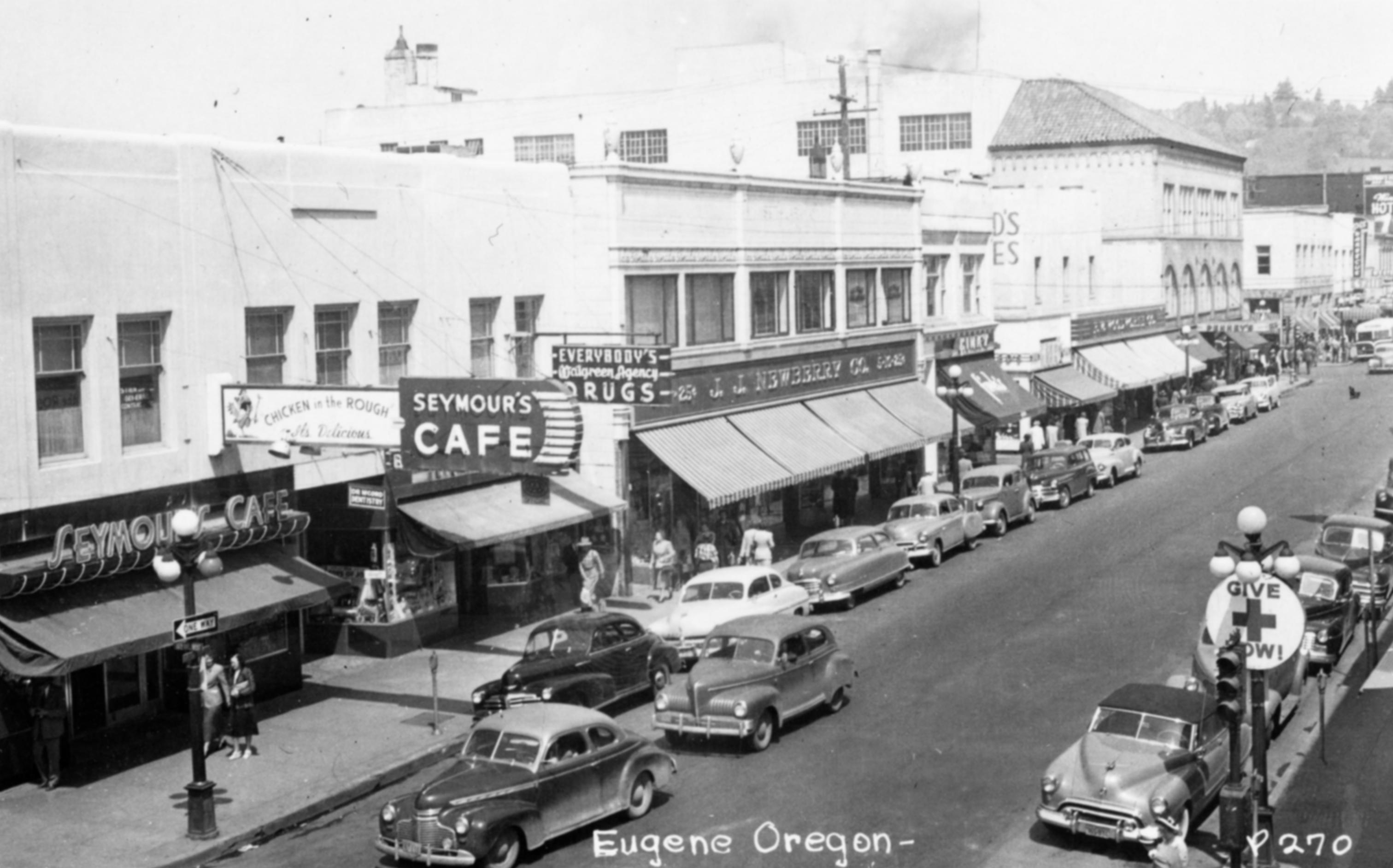 Ford Dealership Albuquerque >> These 12 Photos of Oregon In The 1950s Are Mesmerizing