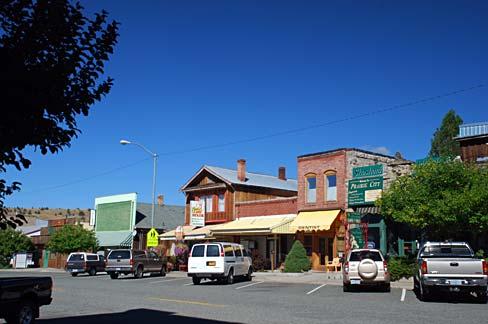 6. Prairie City