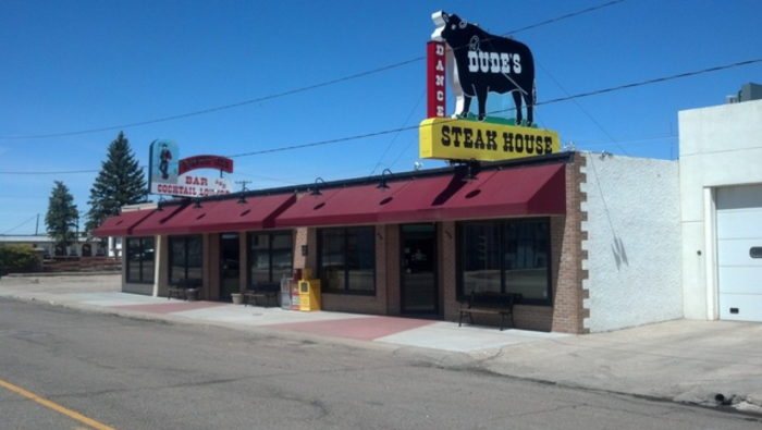 11. Dude's Steakhouse, SIdney