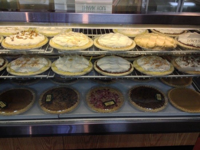 Dutchman pies