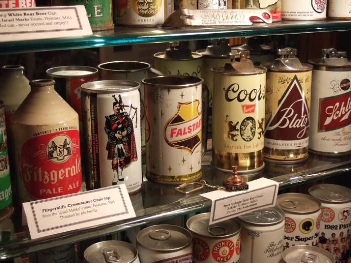 6. Beer Can Museum