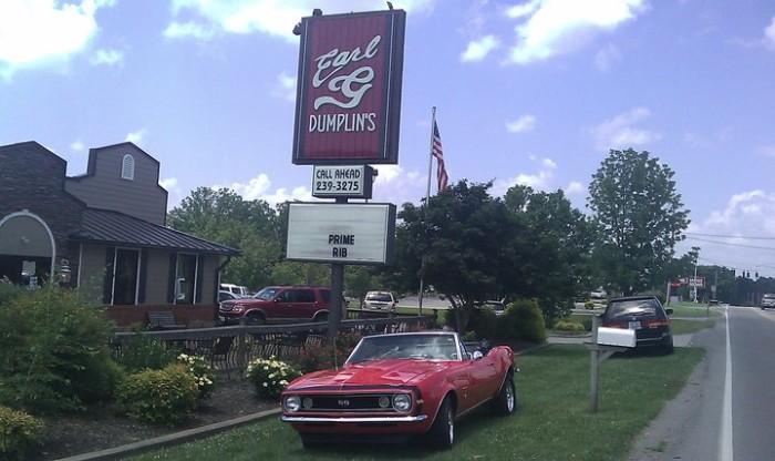 5. Earl G Dumplin's