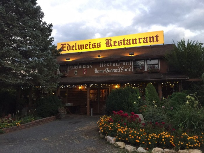 10. Edelweiss Restaurant, Staunton
