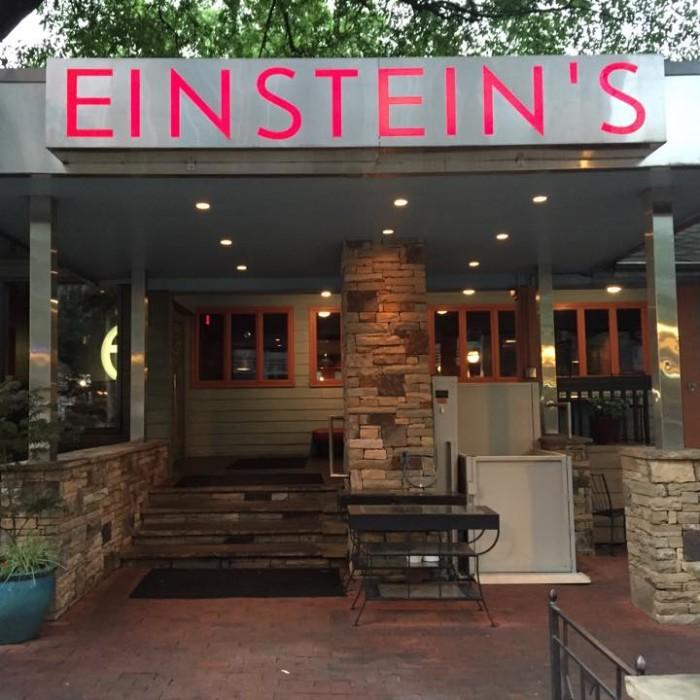 6. Einstein's