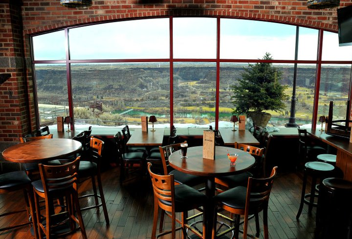 Houston Texas Snow >> 9 Idaho Restaurants With Jaw-Dropping Views