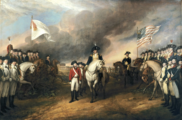 3. We ended two wars in Virginia.