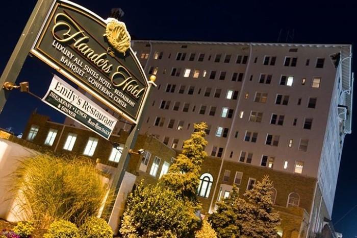 8. Hotel Hauntings