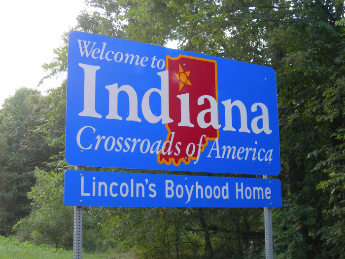 """1. Don't call us a """"fly-over state;"""" we are the """"Crossroads of America."""""""
