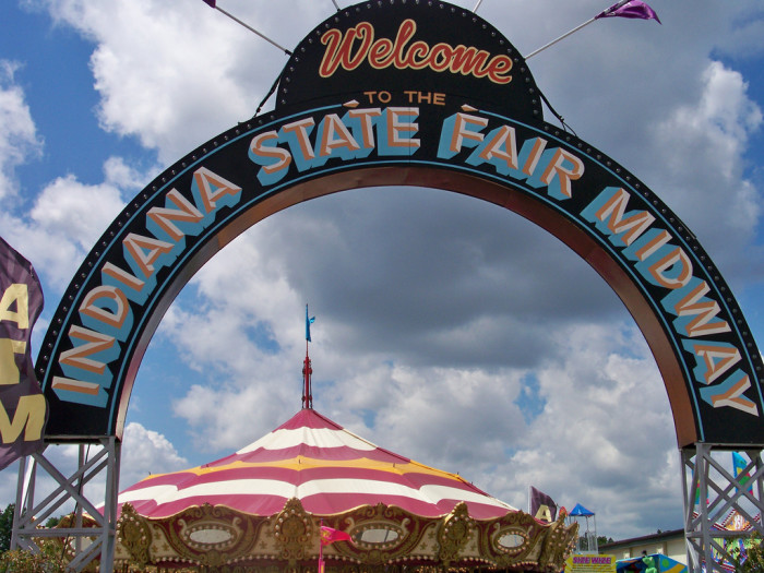 4. Local, County, and State Fairs are awesome.