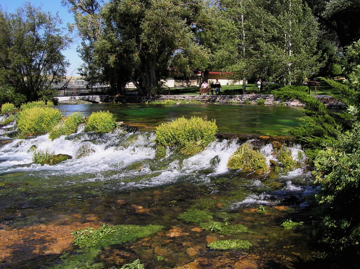 7. Giant Springs State Park