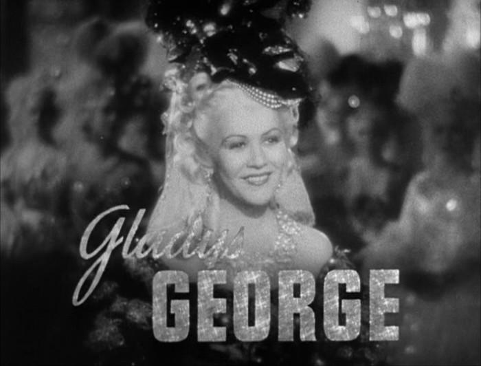 6. Gladys George