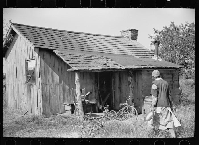 "19. A farmhouse at the ""Eighty Acres"" development in Glassboro."