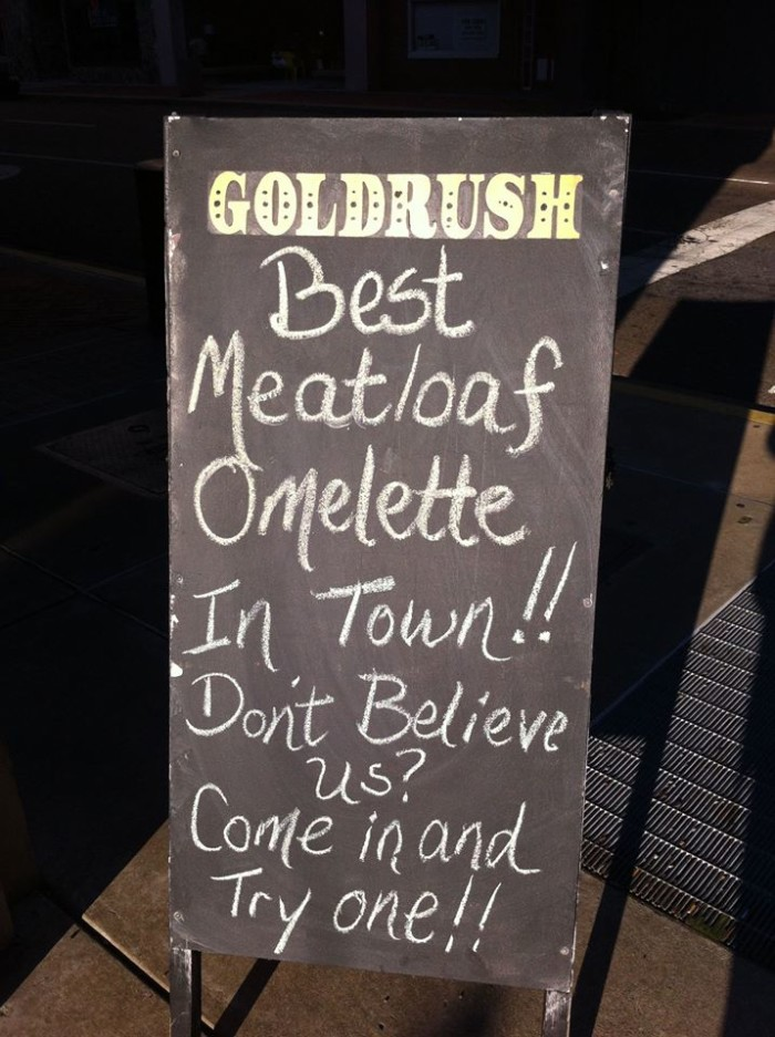 6. Gold Rush Cafe