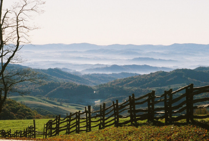 6. State Parks throughout Virginia