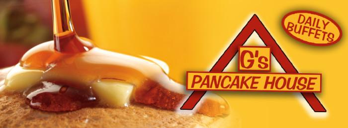 10. G's Pancake House Inc.
