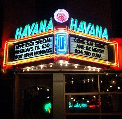 1.  Havana 59, Richmond