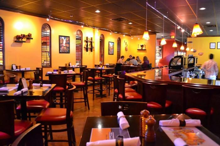 Visit these 10 entertaining kentucky themed restaurants for Fish restaurants in louisville