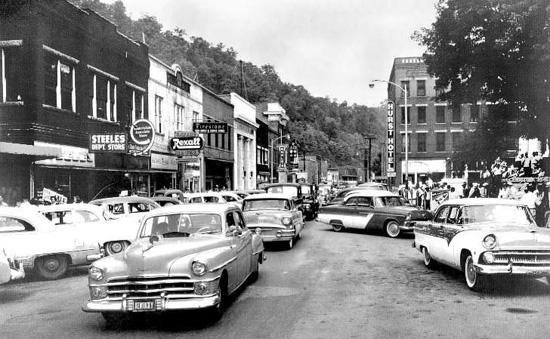 16. Hazard, 1950