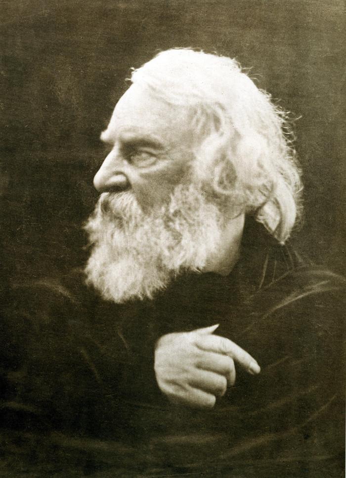 3. Henry Wadsworth Longfellow