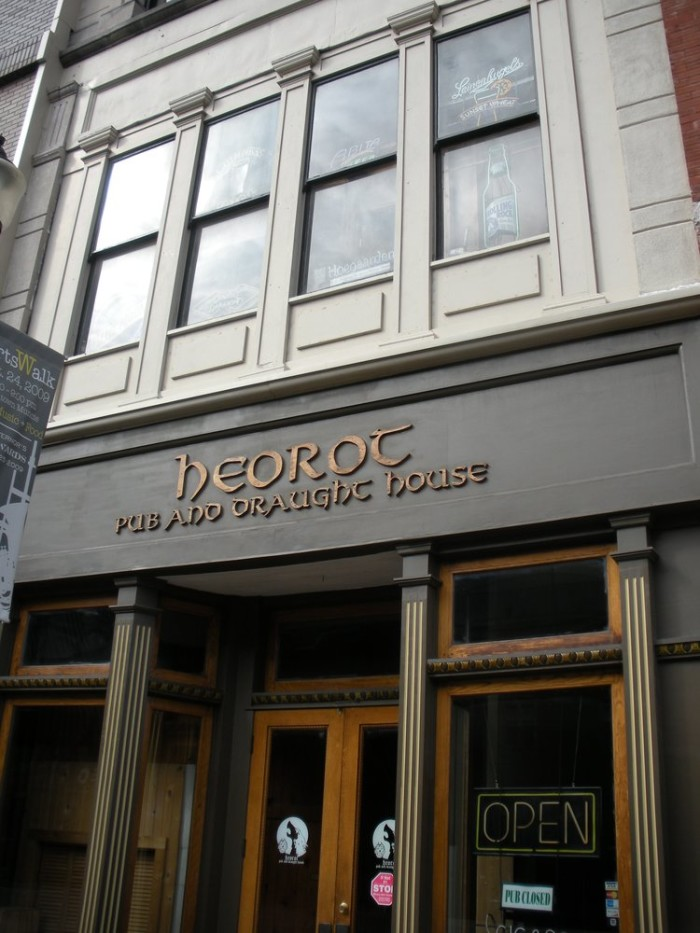 3. Heorot Pub and Draught House (Muncie)