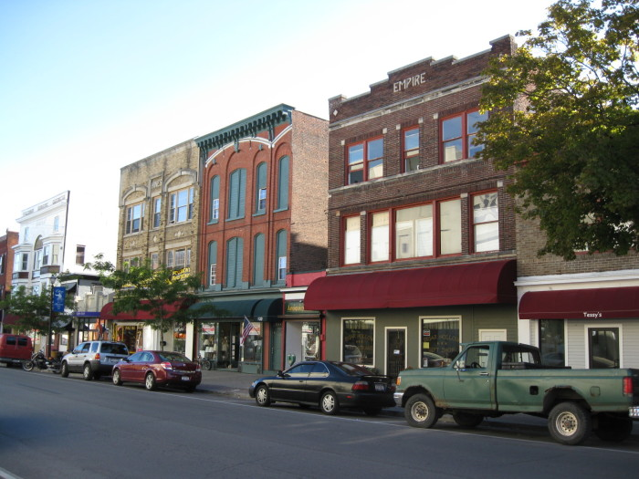 11. Located on the north side of the Mohawk River, Herkimer holds roughly 7,000 inhabitants. Your chances of becoming a victim of crime in Herkimer? One in 17.