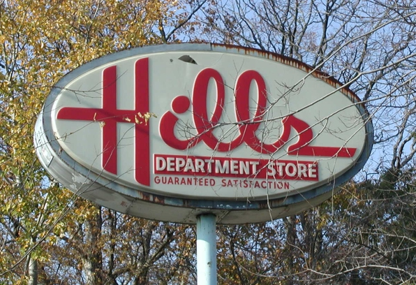 5) Getting popcorn at Hills Department Store