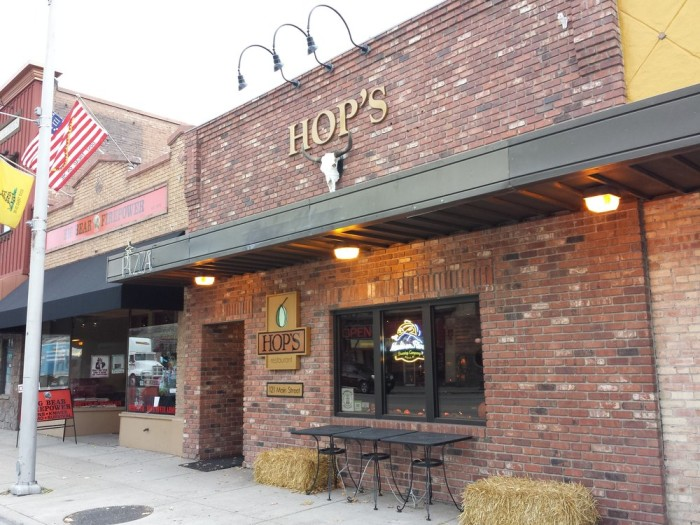 14. Hop's Downtown Grill, Kalispell