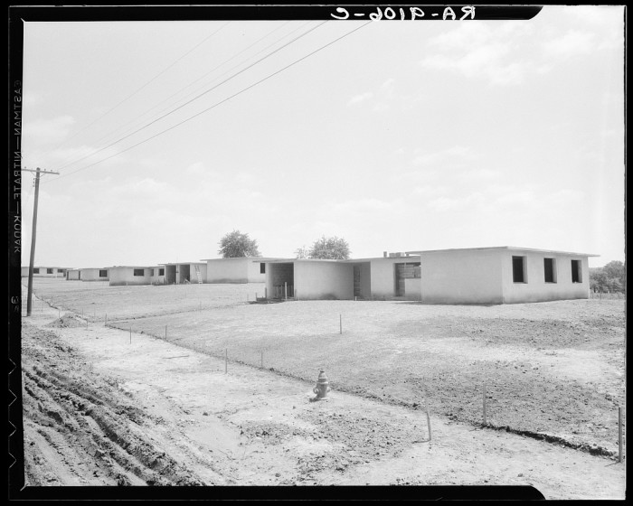 7. And 35 more homes in the same development, set to be completed by June, 1936.