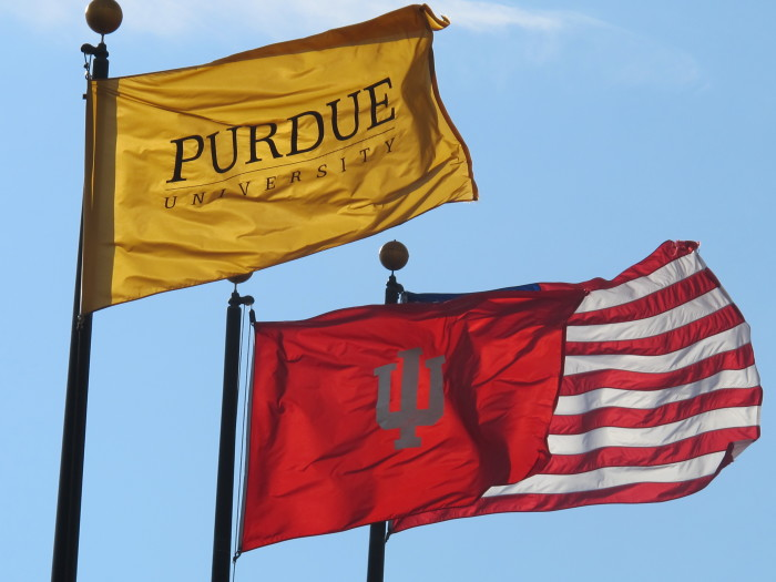 13. You are either a Purdue fan or an IU fan.  You also always have that one close friend or family member that is the exact opposite of you.Cheers!