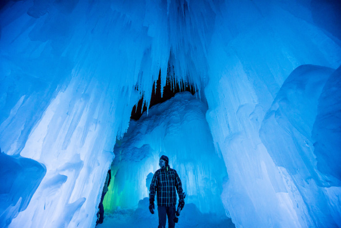 4. Ice Castles, Lincoln