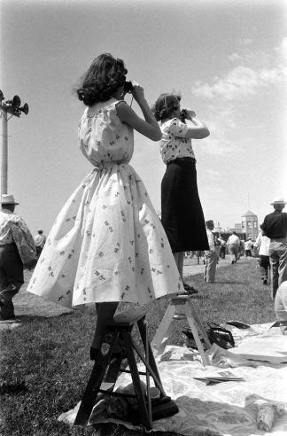 9. Churchill Downs Infield, 1955