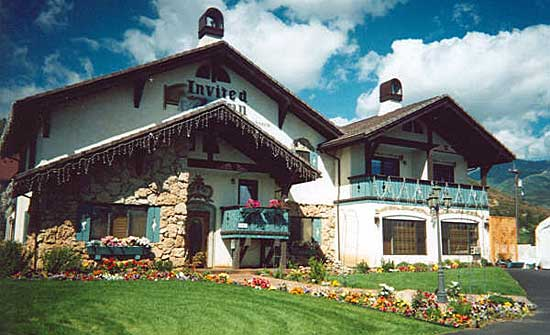 9. Invited Inn Bed and Breakfast, Midway