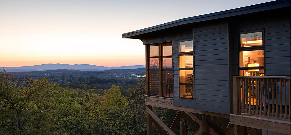 10 Unique Places To Stay In Virginia