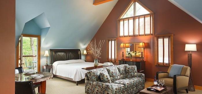 Iris Inn rooms
