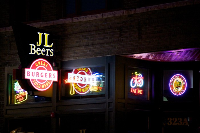 JL Beers Best Burger SD