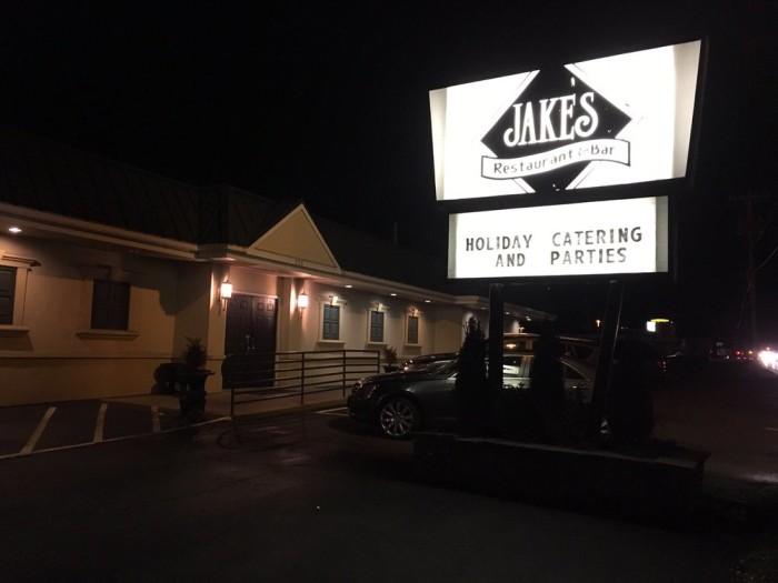 12. Jake's Restaurant, Flemington